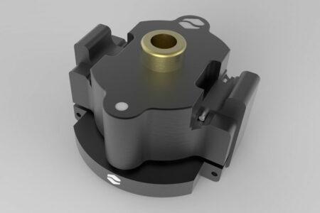 high precision sample holder